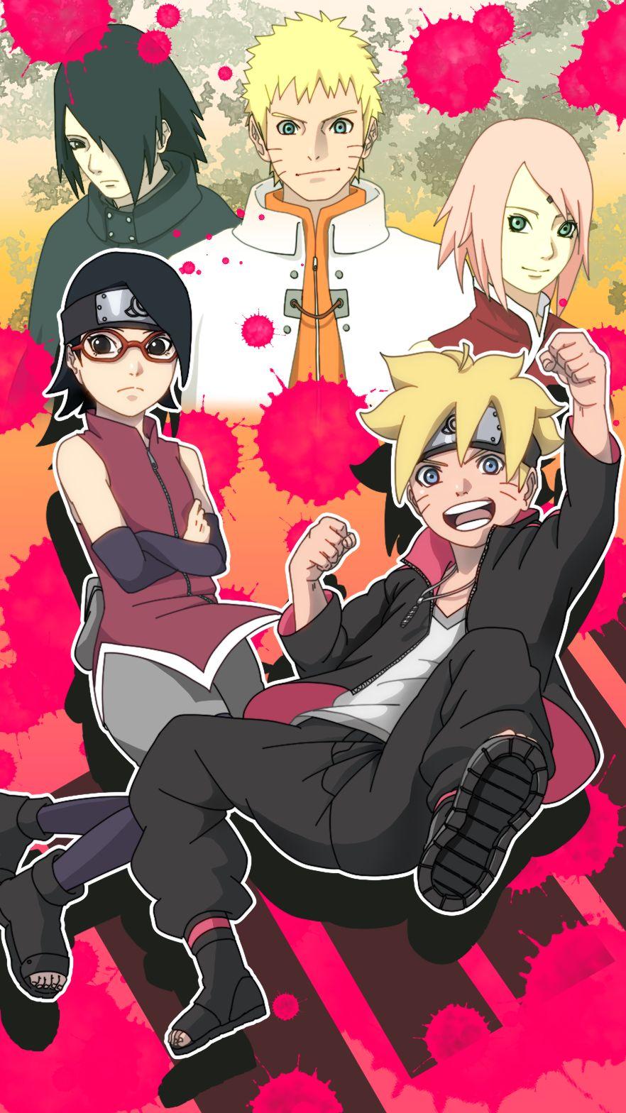 Tags Fanart, NARUTO, Haruno Sakura, Uzumaki Naruto