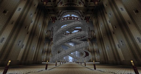 Exceptionnel Minecraft Img For U003e Minecraft Castle Interior Designs