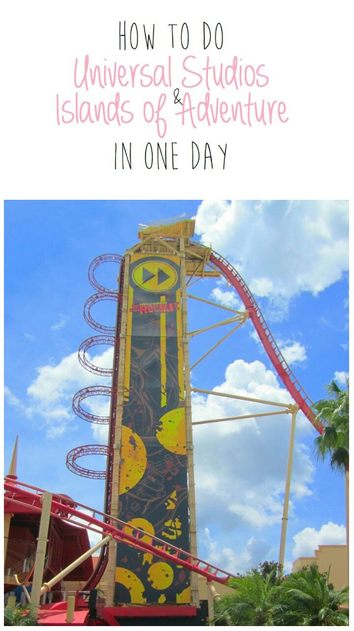 How To Do Universal Studios And Islands Of Adventure In One Day Nordy Universal Studios Orlando Trip Universal Studios Orlando Universal Islands Of Adventure