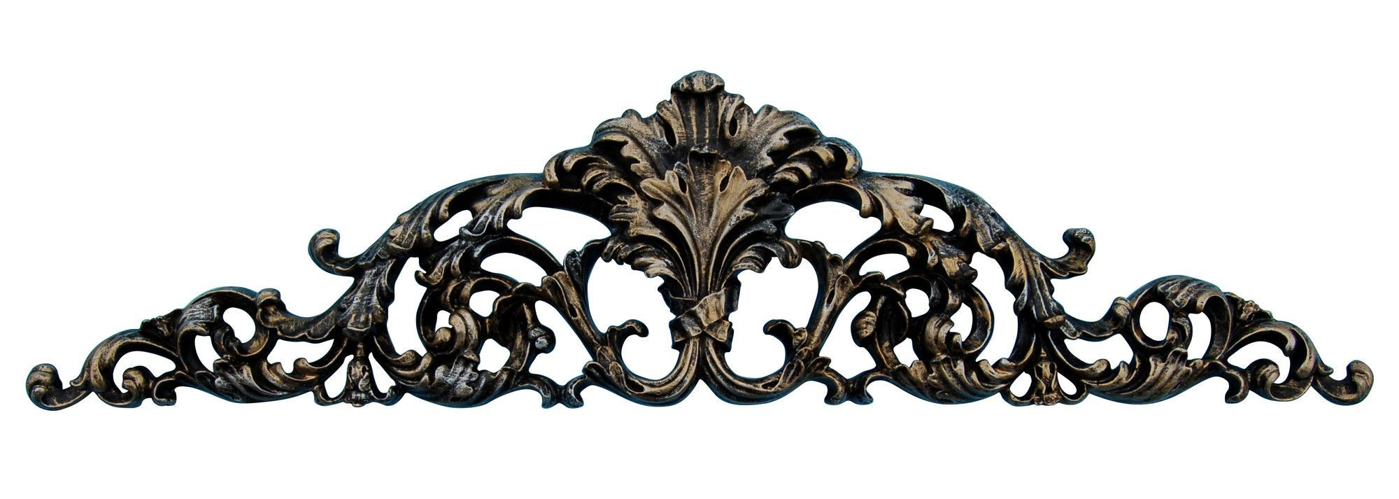 Acanthus Open Leaf Overdoor Wall Décor | Products | Pinterest ...
