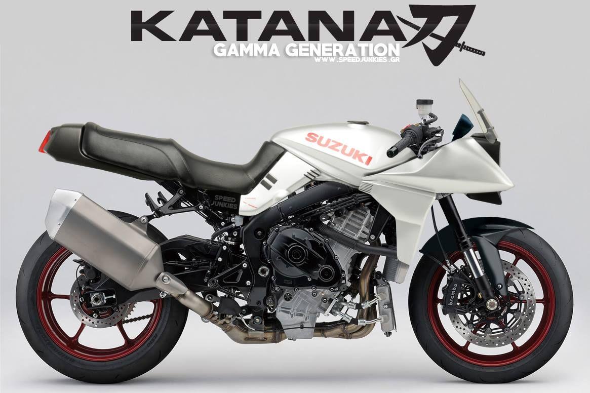 La Katana è stata una motocicletta prodotta agli inizi degli anni ottanta dalla Suzuki. In seguito il suo nome verrà utilizzato...