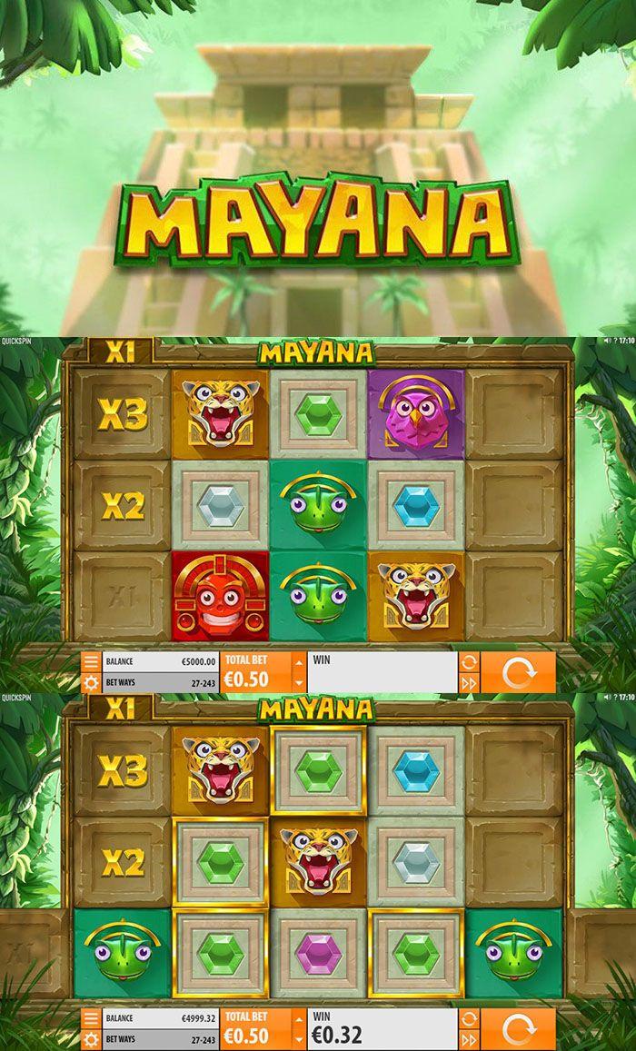 Mayana майана игровой автомат онлайн калькулятор зарегистрироваться