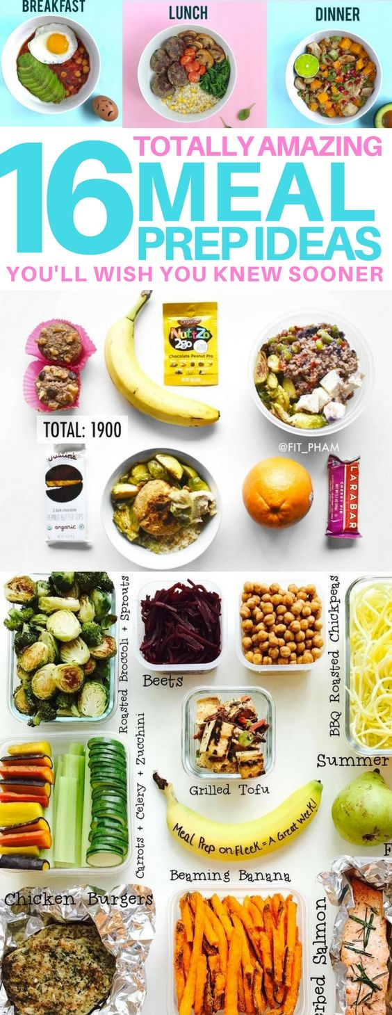16 best meal prep instagram accounts thatll inspire you to eat 16 best meal prep instagram accounts thatll inspire you to eat clean clean eating mealseating healthyhealthy forumfinder Images