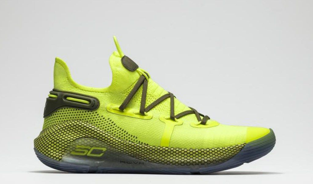 e713a546d159 The All-Star Under Armour Curry 6 has Been Unveiled - WearTesters ...
