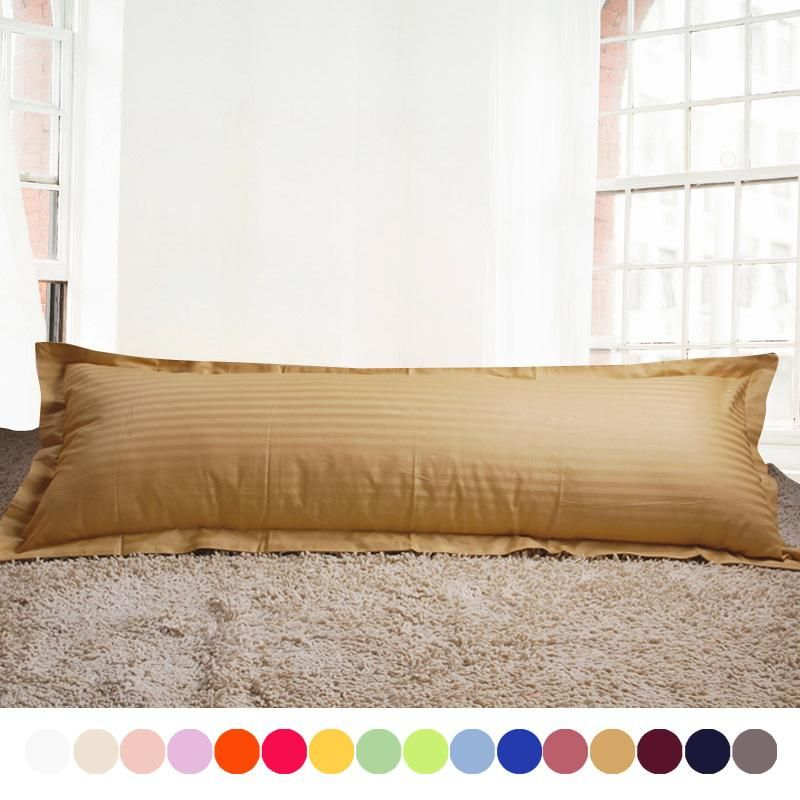 40% Cotton Hotel Pillowcase40 Solid Pillow CaseDouble Single Classy King Size Pillow Case Covers