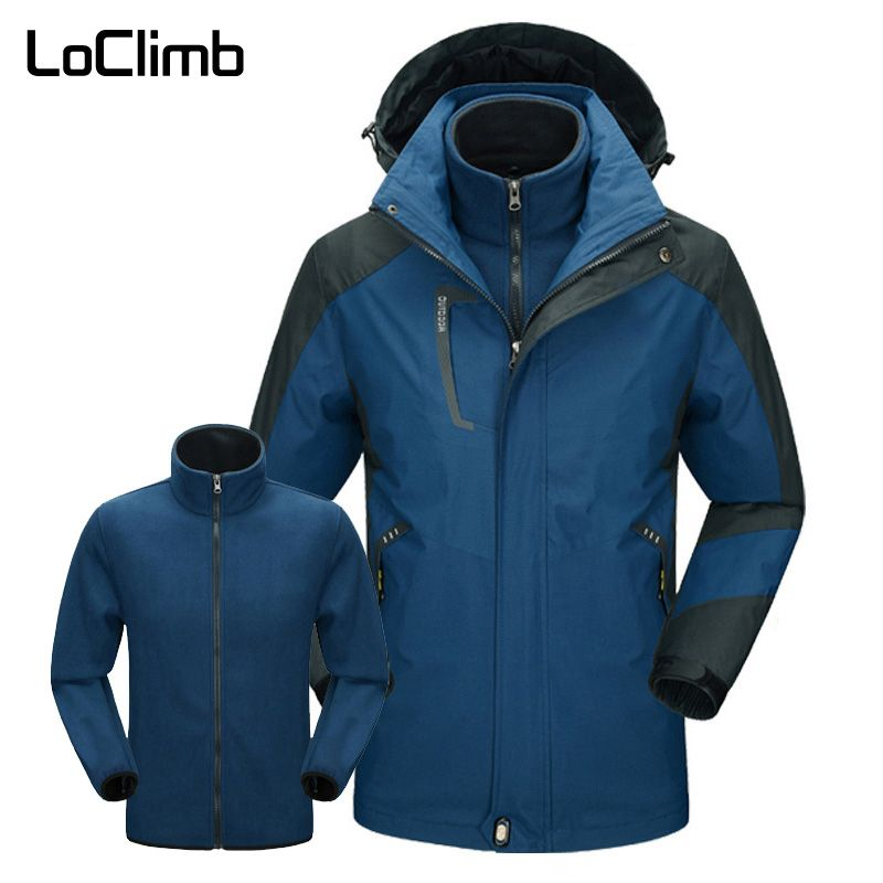 Men/'s Jacket Sport Coat Waterproof Hiking Camping Trekking Skiing Jackets UK