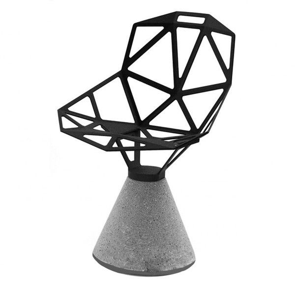 Grcic Chair One konstantin grcic chair one b 2004 pour magis mobiler d extérieur