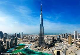 burj khalifa en dubai es el edificio ms alto del mundo con