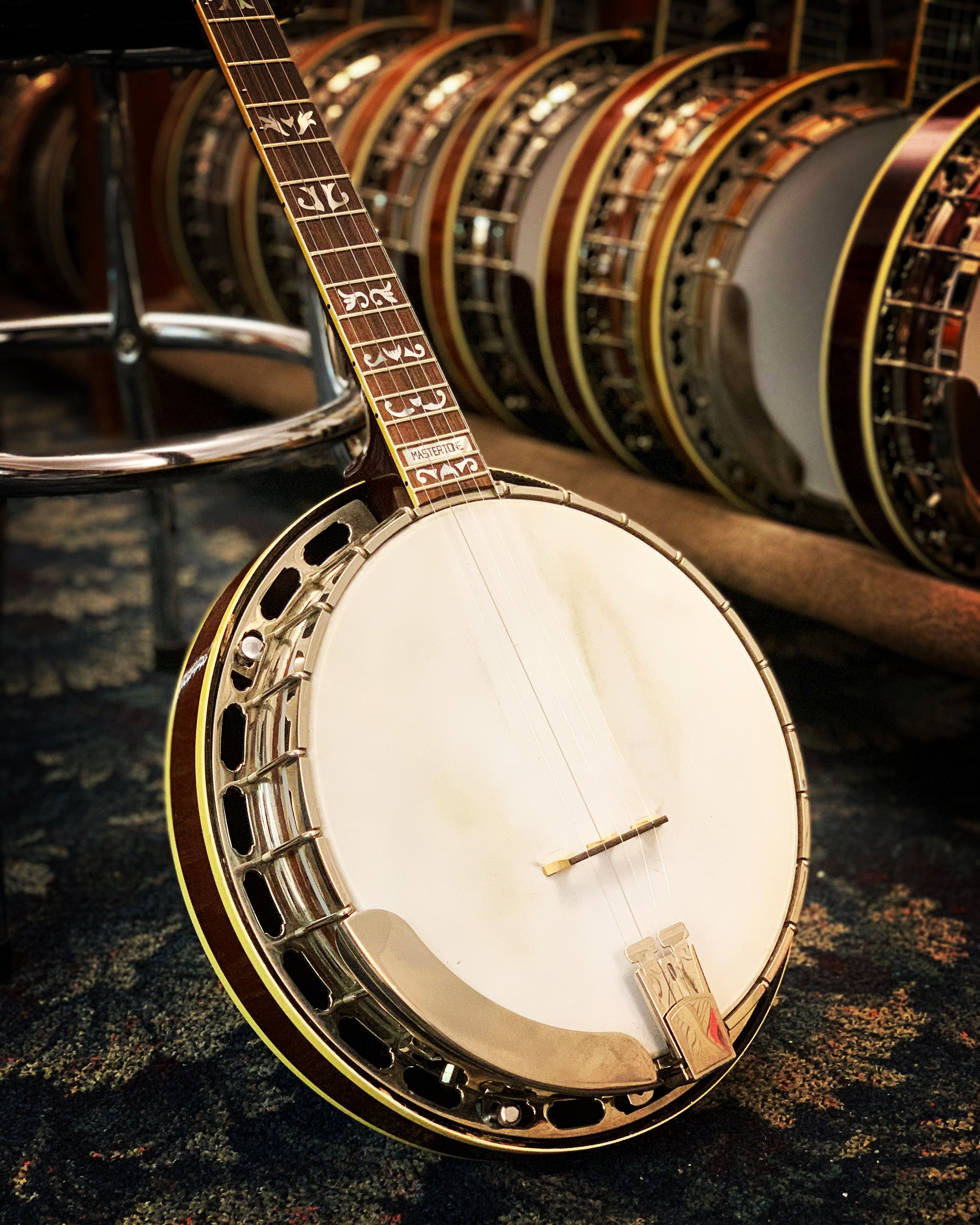 Gibson RB-75 J D  Crowe (2003) in 2019   Resonator Banjos   Banjo