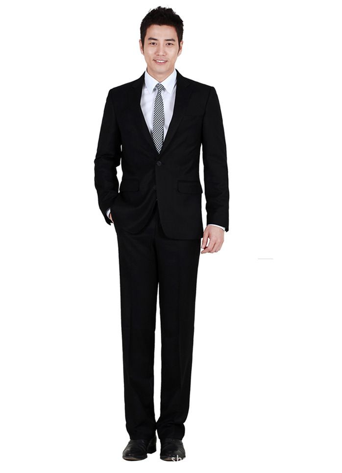 mens fashion New Style Hot Sale Male Suits Casual Single Breasted ...