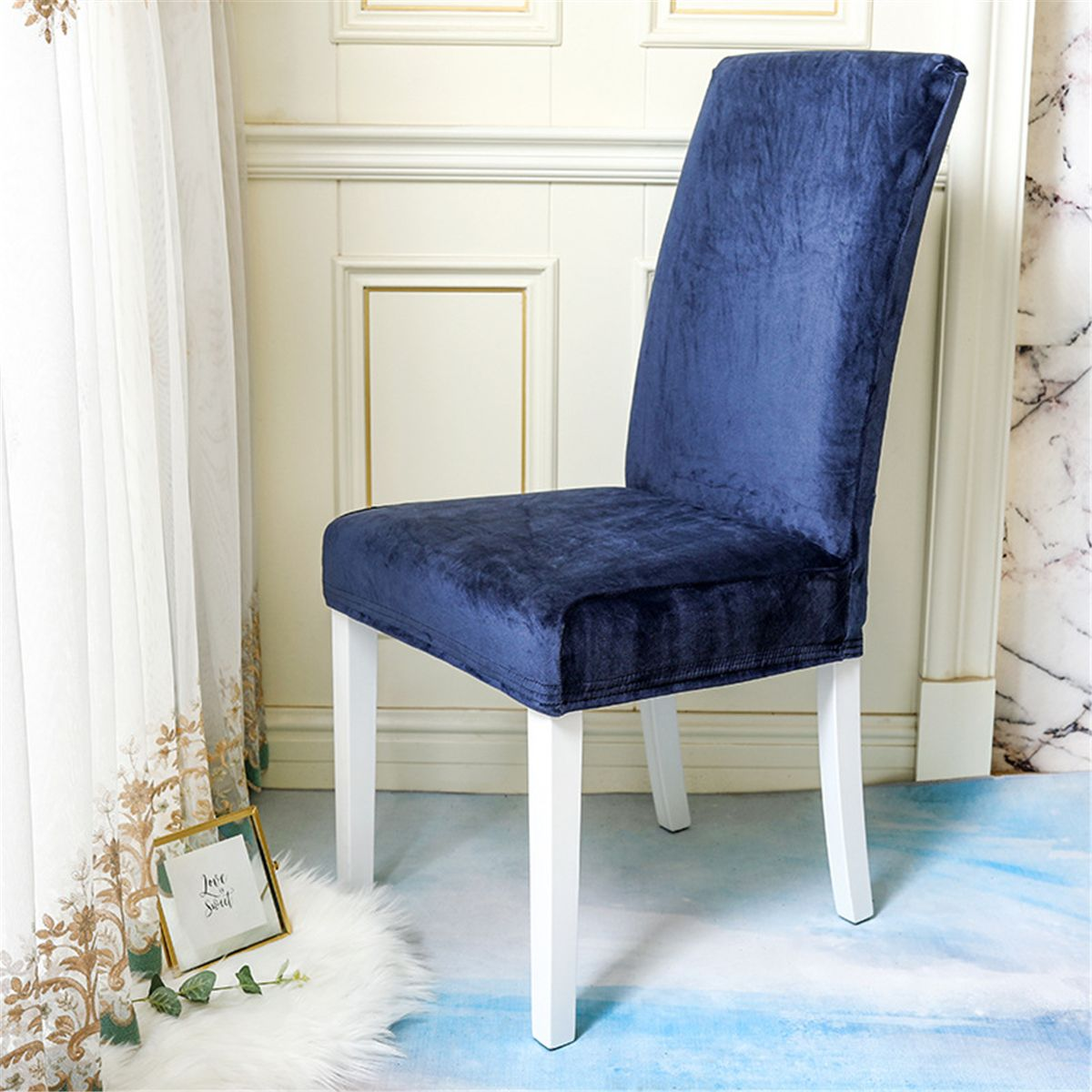 Stretch Dining Chair Covers Washable Slipcovers Walmart Canada In 2021