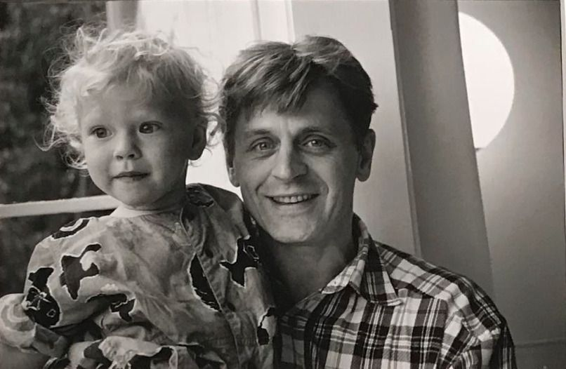 старшем михаил барышников фото с детьми его жизнь была
