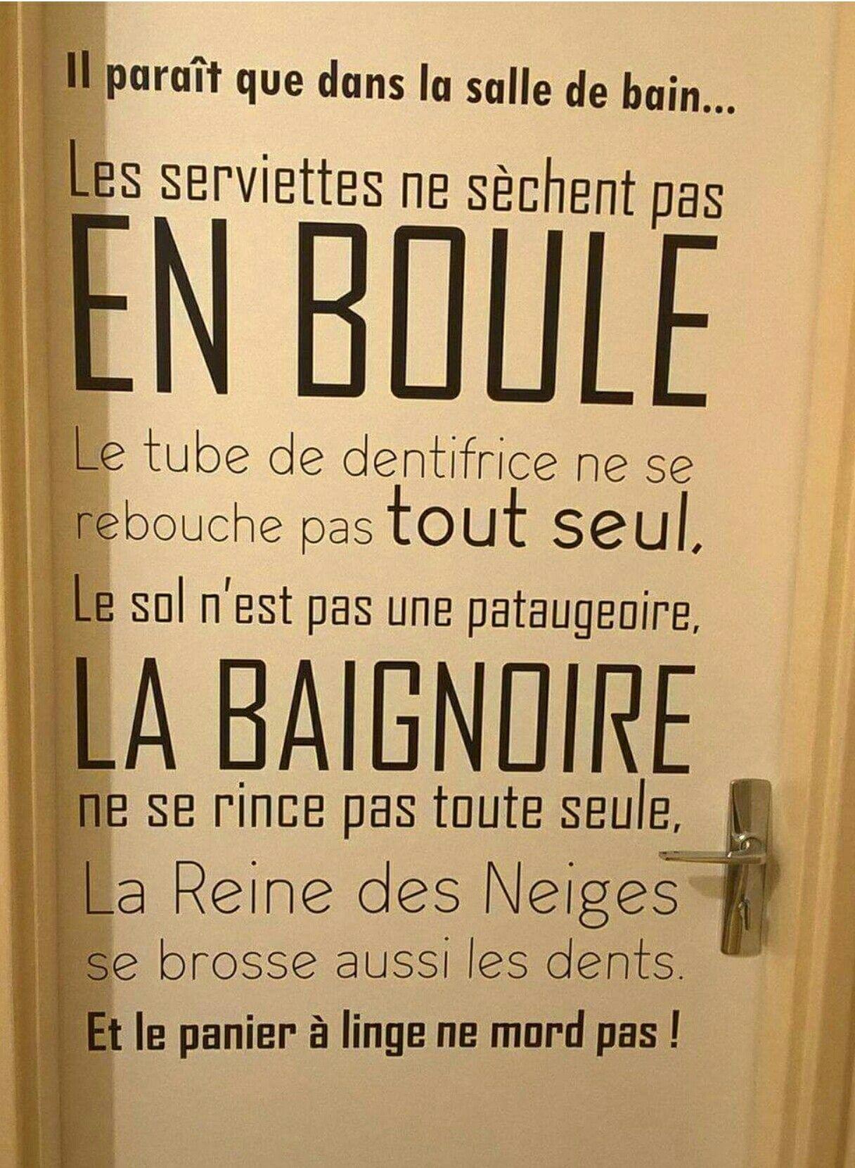 Meuble Salle De Bain En Teck Leroy Merlin ~  pingl par adine h sur humour pinterest dr le citation et boule