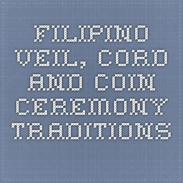 Filipino veil cord and coin ceremony traditions dream effing filipino veil cord and coin ceremony traditions stopboris Images