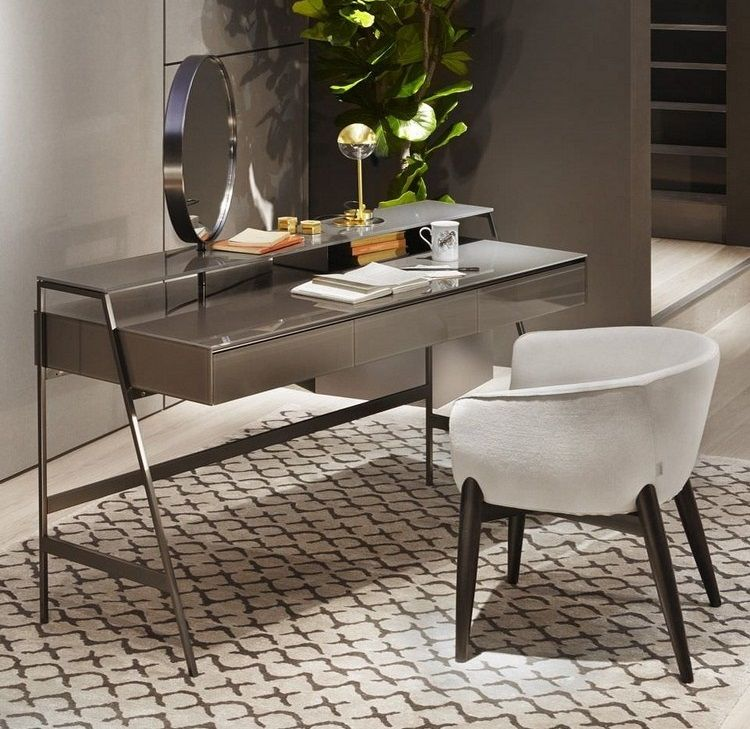Best Latest 33 Modern Dressing Table Designs For Luxury 640 x 480