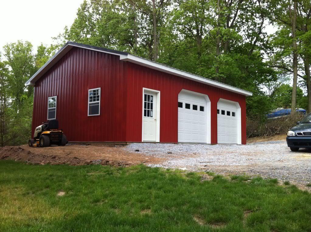 Superb 24 X 32 Pole Barn Plans #3: 40 X 40 Garage - Google Search