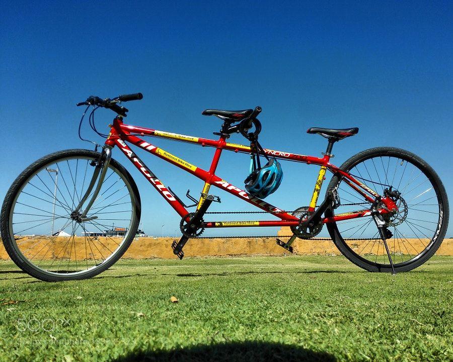 At Rottnest Island By Junyakakukou Island Bicycle Memories