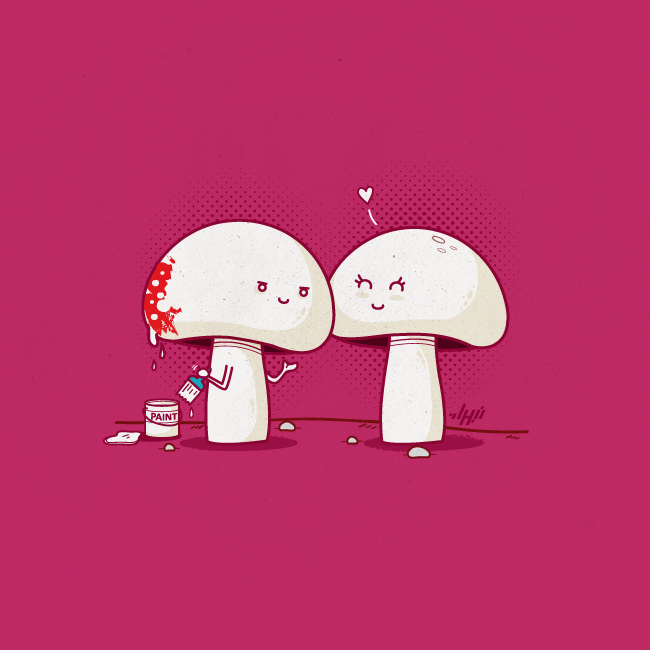 Funny Illustration by NaBHaN