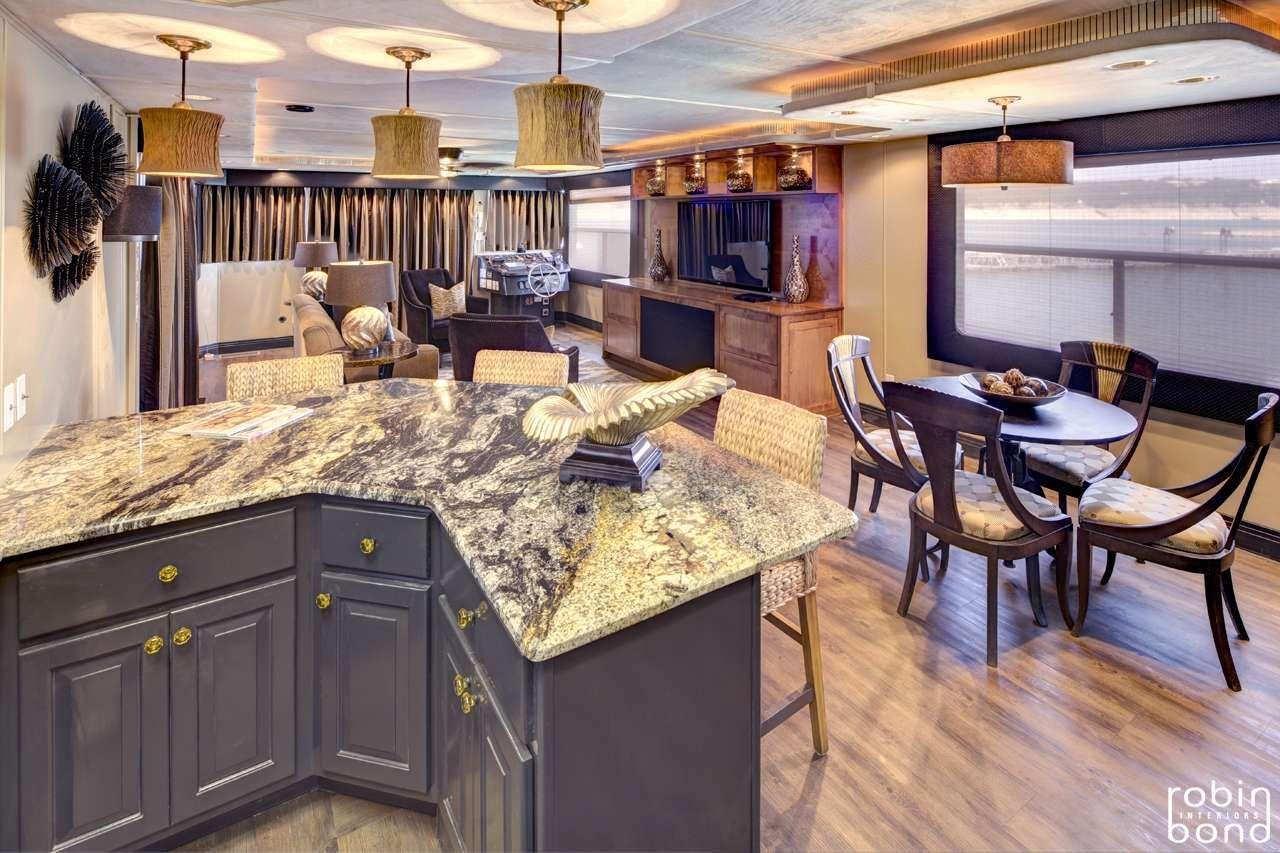 Extraordinary House Boat Interiors Fresh On Idea Design Ideas ...