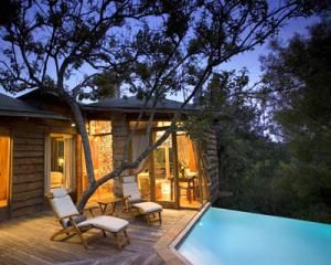 Live the High Life: 11 Unbelievable Treehouse Hotels in Africa: Tsala Treetops, South Africa