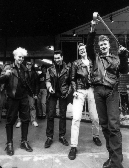 Depeche Mode 1986 ❤️❤️❤️❤️ … | Depeche mode, Banda de ...