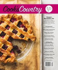 August 01 2016 Issue Of Cook S Country Is Now Available Through