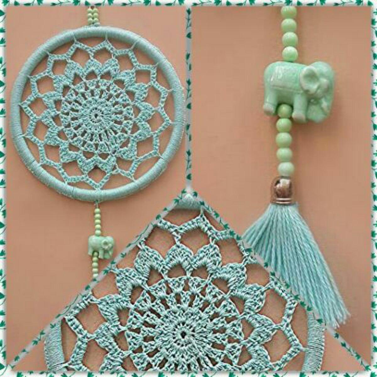 Mandalas Siete Chakras, Tejidas A Crochet,! Únicas | Siete chakras ...