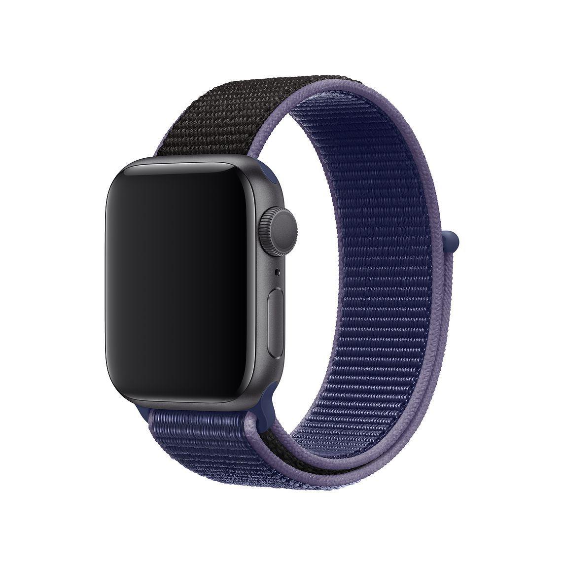 Nové varianty nylonových řemínků pro Apple Watch najdete