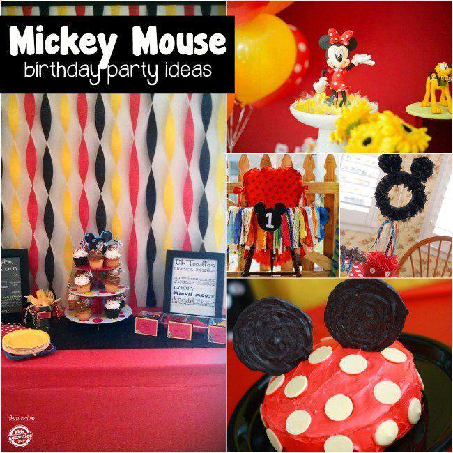 mickey mouse boy birthday party ideas - Jolivibramusic - mickey mouse boy birthday party ideas