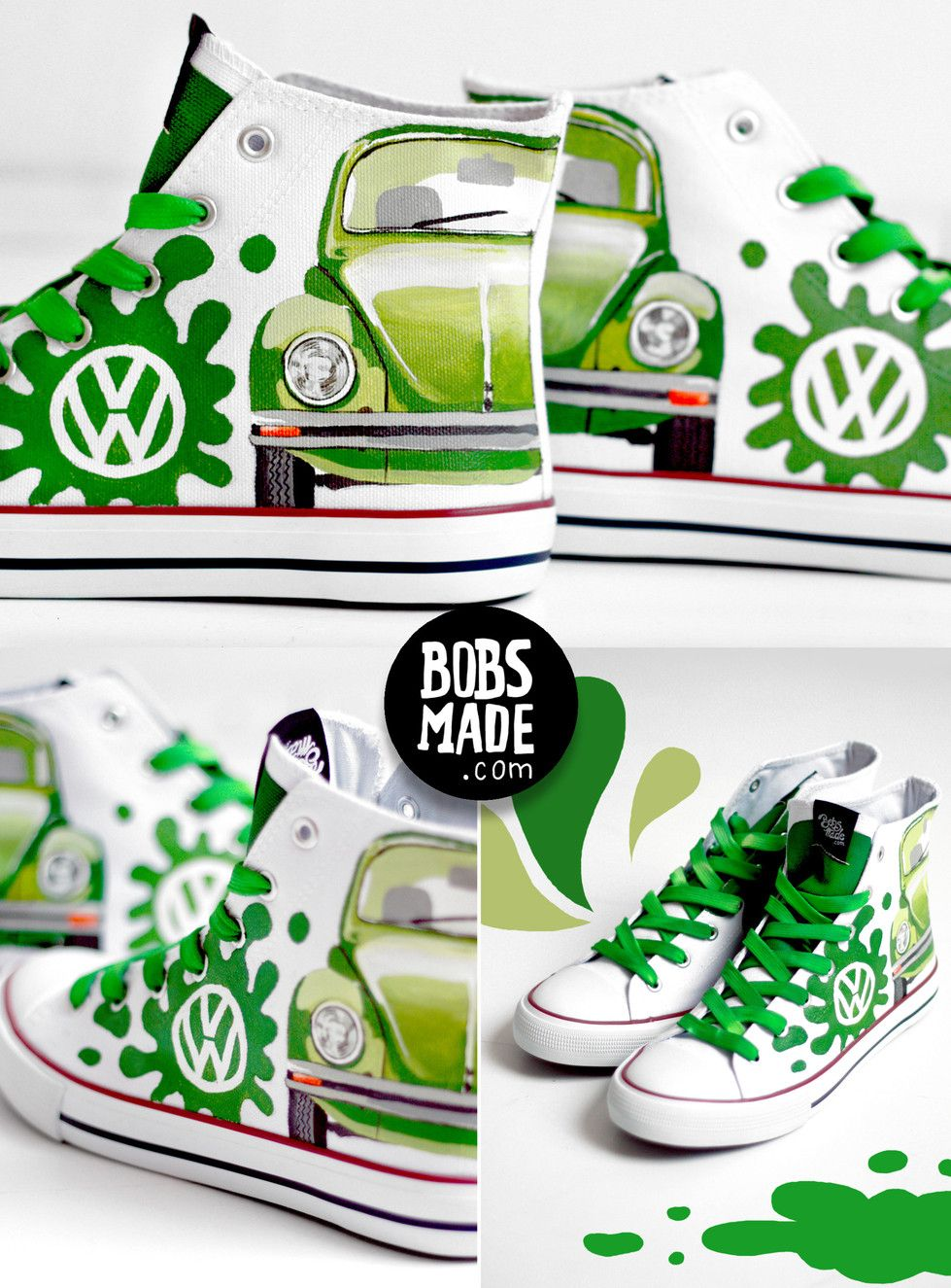 bobsmade vw shoes Käfer beetle  9313a5500