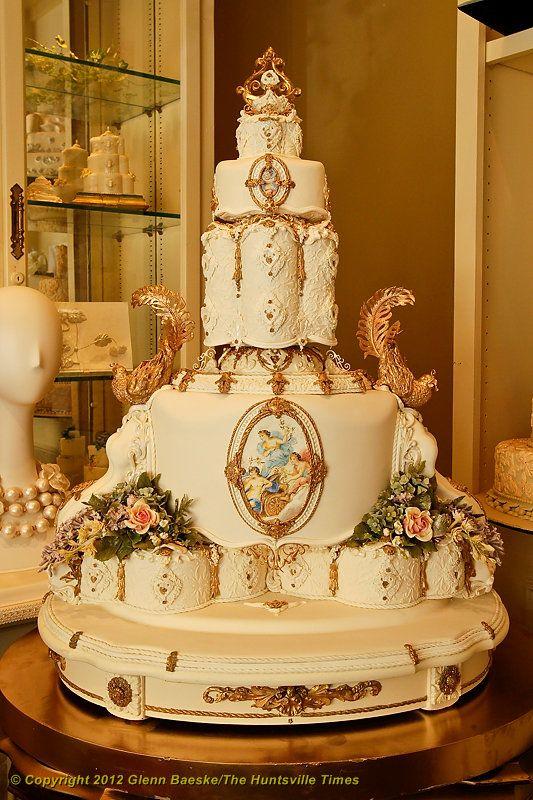 Wedding Cakes Huntsville Al   Wedding Cake   Pinterest   Wedding ...