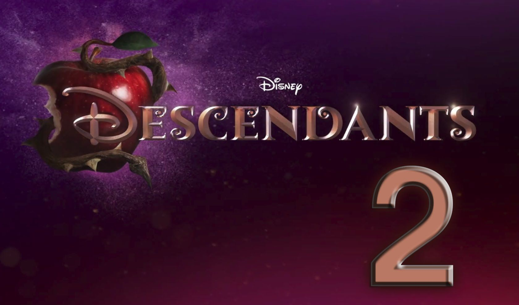 Descendants 2 Logo wallpaper HD 2016 in Movies