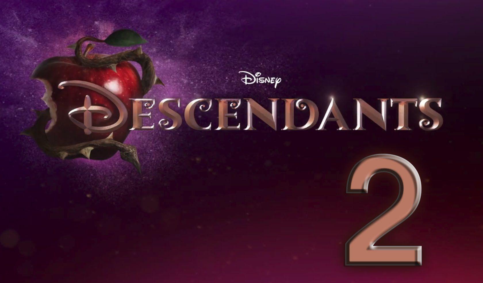 Descendants 2 Logo wallpaper HD 2016 in Movies