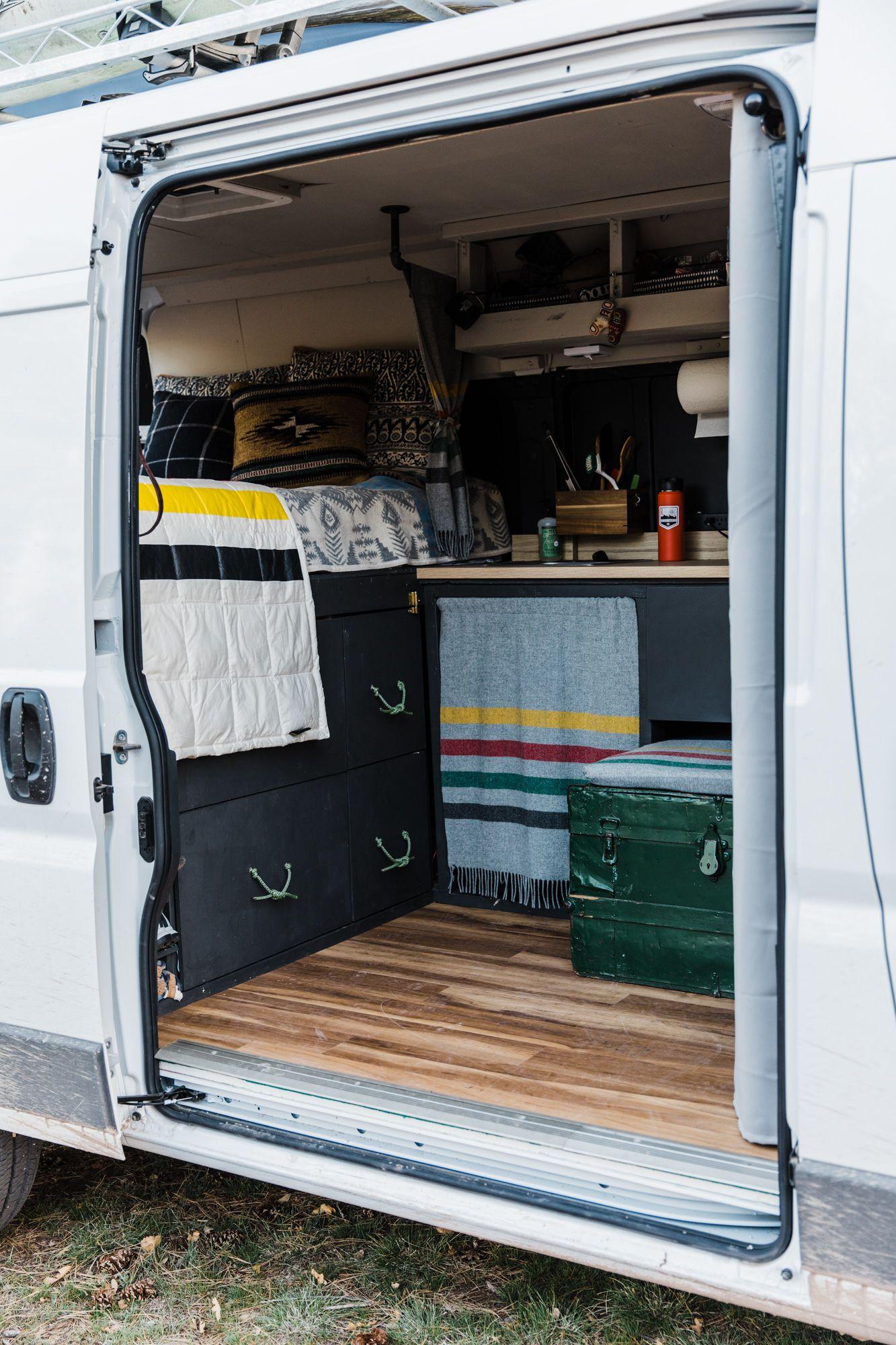 Van Life In Moab Utah Our Van Tour With Images Van Life