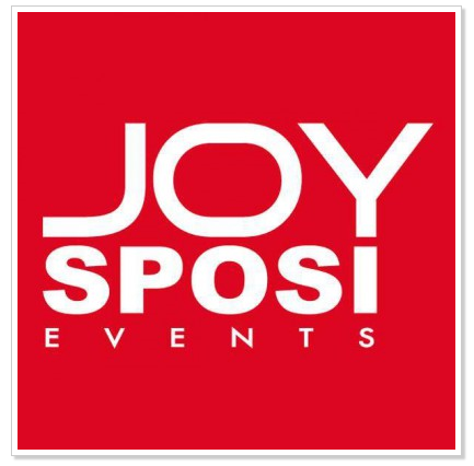 Joy Sposi-Wedding Fair,  Oct. 10-11, 2015, 10:30 a.m.-9 p.m., in Florence, Obihall Theatre, Via Fabrizio De Andrè; fashion shows, workshops, wedding planners, photographers, make-up artists and much more; free entrance.