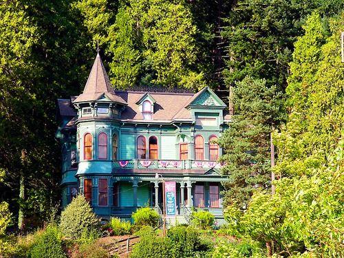 Magnificent Victorian House Portland Oregon Photo Via Laden Home Interior And Landscaping Mentranervesignezvosmurscom