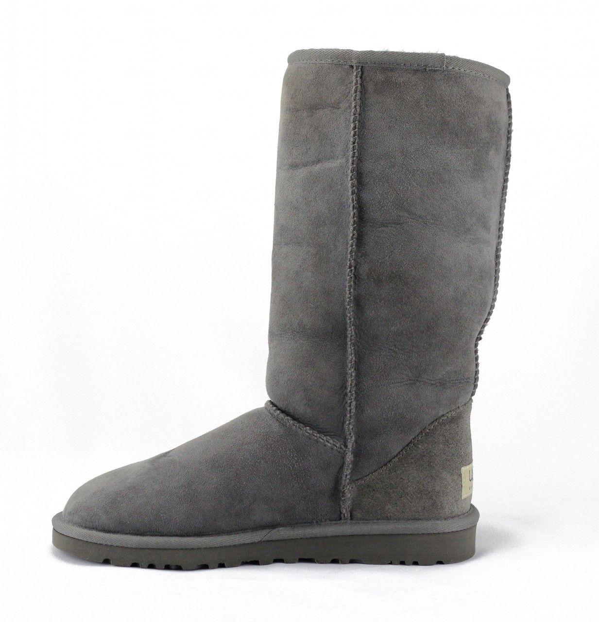 b0f2813f5cf Ugg Australia Ugg Australia For Women: Classic Tall Grey Boots Grey ...