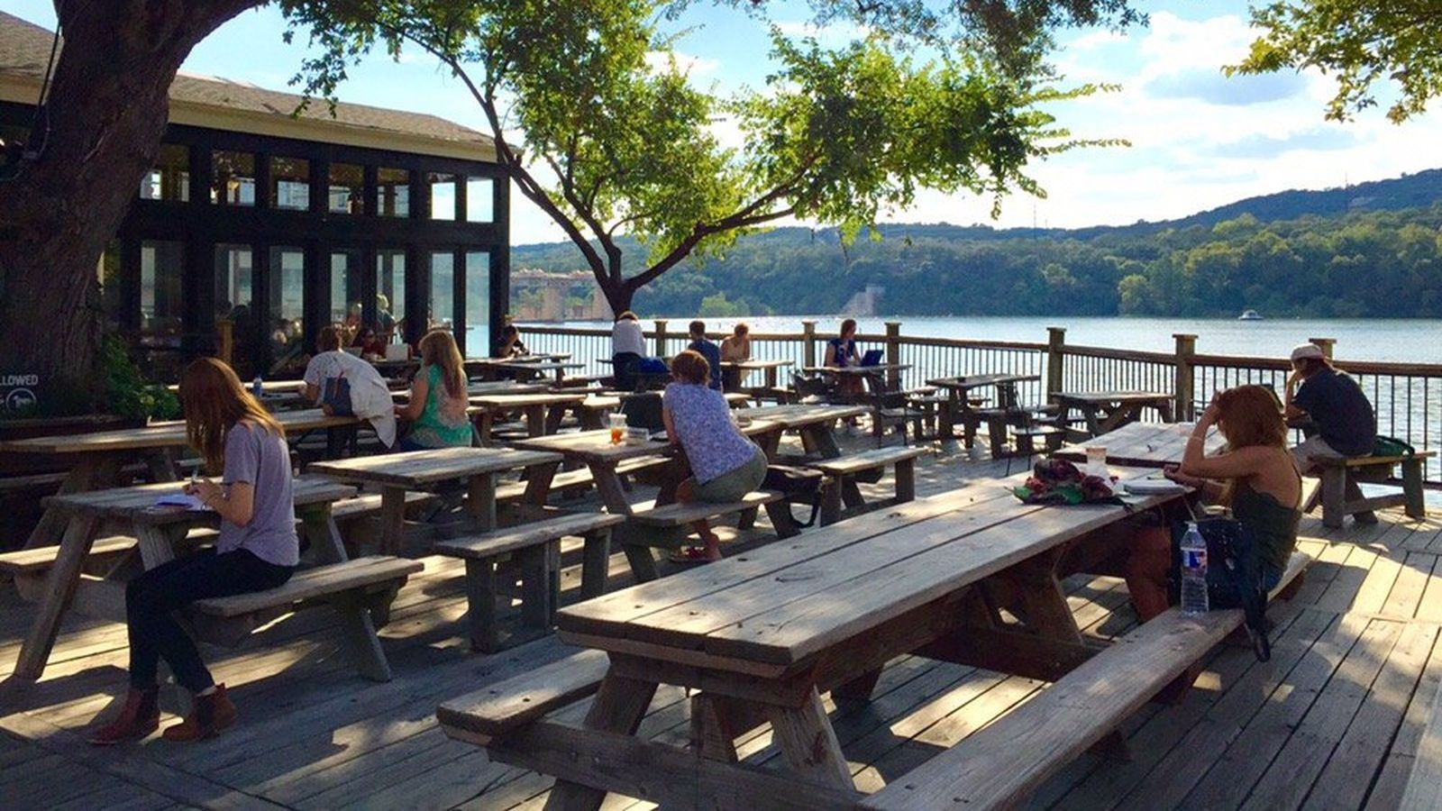 Superieur 18 Essential Austin Patios For Outdoor Drinking And Dining   Eater Austin