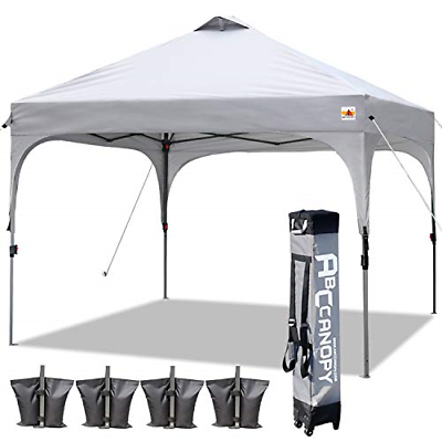 Sponsored Link Abccanopy Canopy Tent 10x10 Pop Up Canopy Outdoor Canopies Super Comapct Canopy In 2020 Canopy Outdoor Beach Canopy Canopy Tent