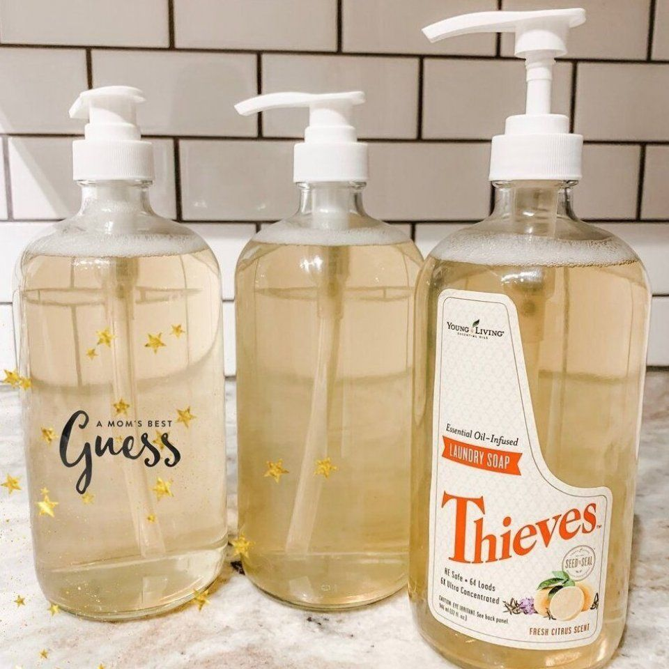 Thieves Laundry Soap Hack A Moms Best Guess In 2020 Laundry