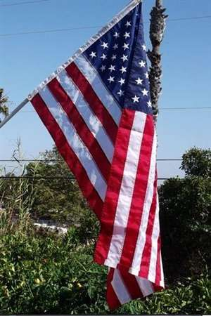 Made In The Usa 3 X5 American Flag American Flag Flag Best Dad Gifts