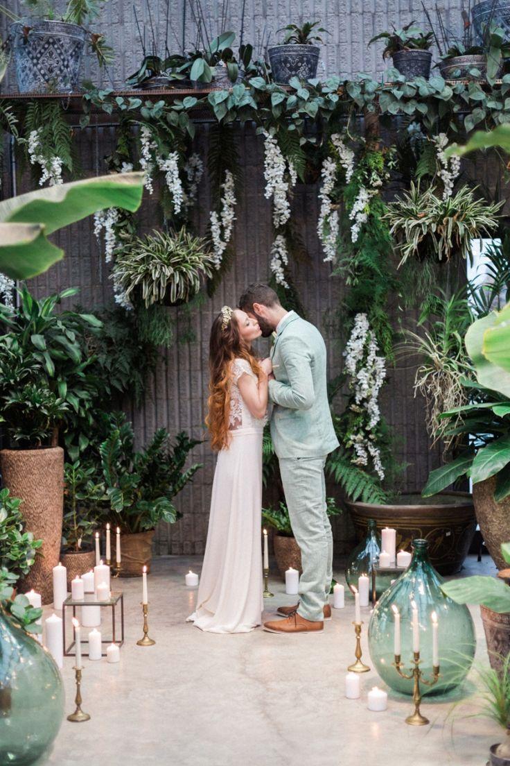 Intimate italian garden wedding inspiration italian garden