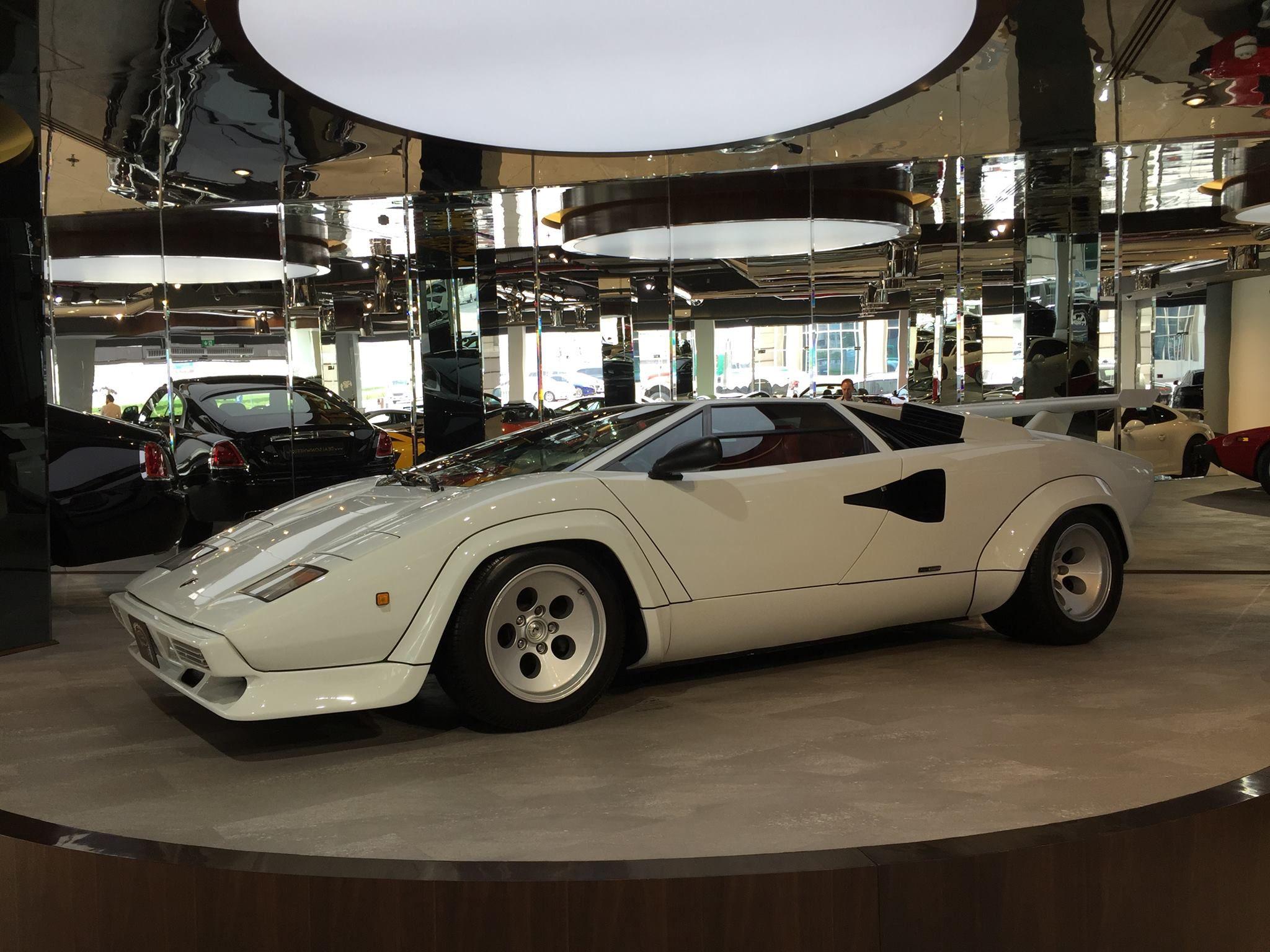 Cars · Lamborghini Countach ...