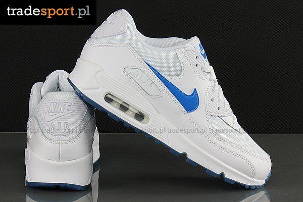 Buty Nike Air Max 90 Glow Gs 685603 100 Buty Mlodziezowe Nike Air Max Nike Air Nike Air Max 90