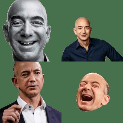 Jeff Bezos Stickpng Free Transparent Png Images Pinterest
