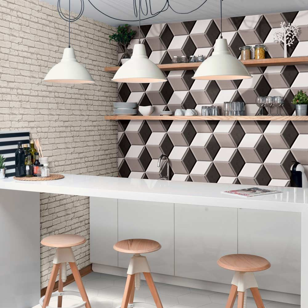 Kitchen Tiles Geometric: Pin By Kim Beckham On Hex On You