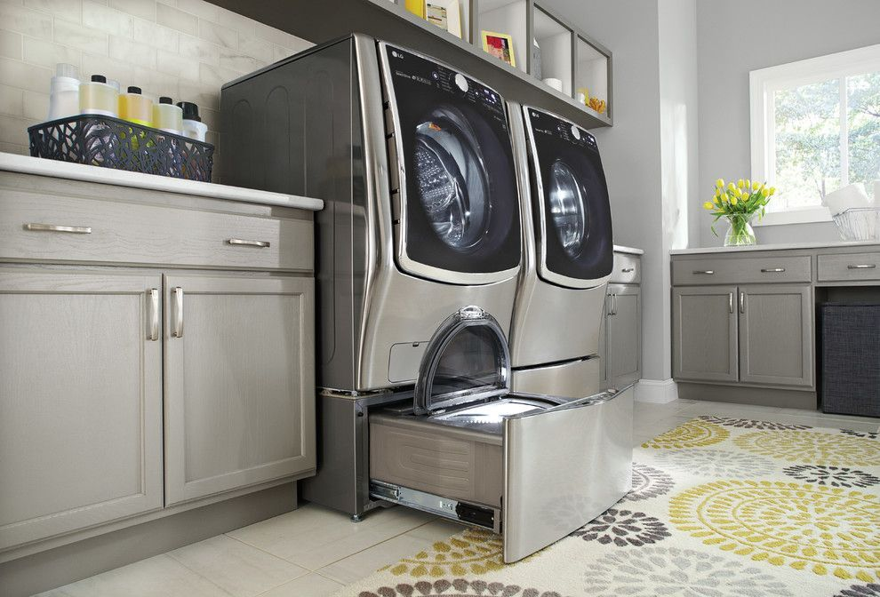 how to clean lg washer top load