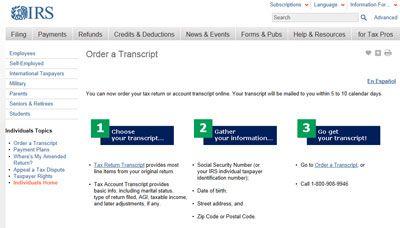 98b28ce7cb9516b0750c926310f8db91 - How To Get A Tax Transcript From Irs Online
