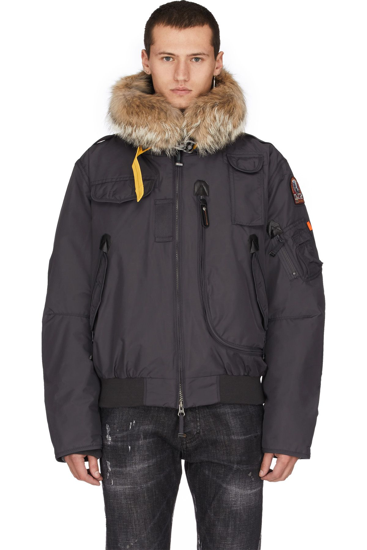 Pin Auf Guys In Rayon Nylon And Fur Ruffs Parkas And Jackets