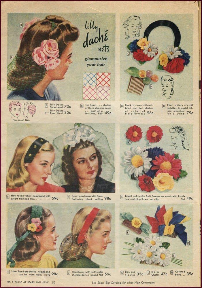 Catalog Sunday Xl Vintage Hair Accessories Flowers In Hair Flower Hair Accessories